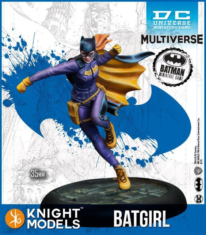 Batgirl Rebirth (Resin Multiverse)