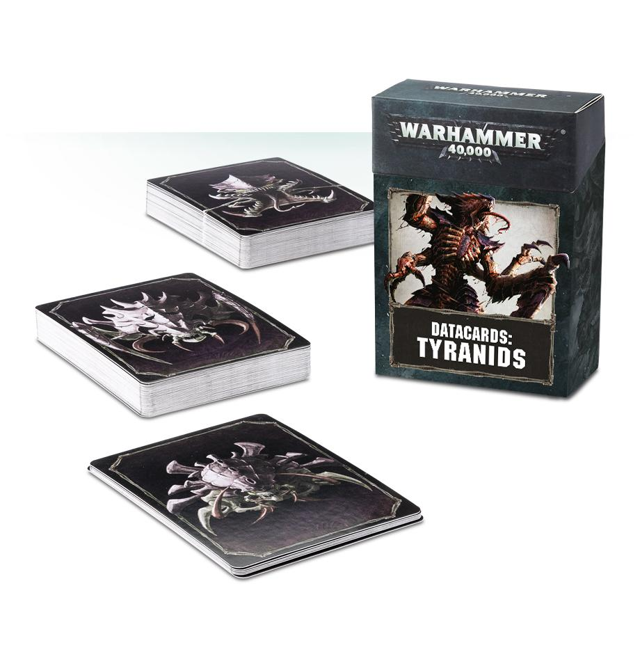 Datacards: Tyranids (English)