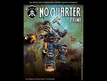 No Quarter Prime # 02 Magazine