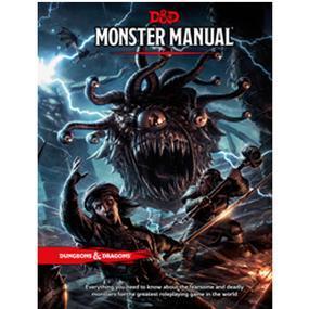 Dungeons & Dragons RPG Monster Manual (DDN)