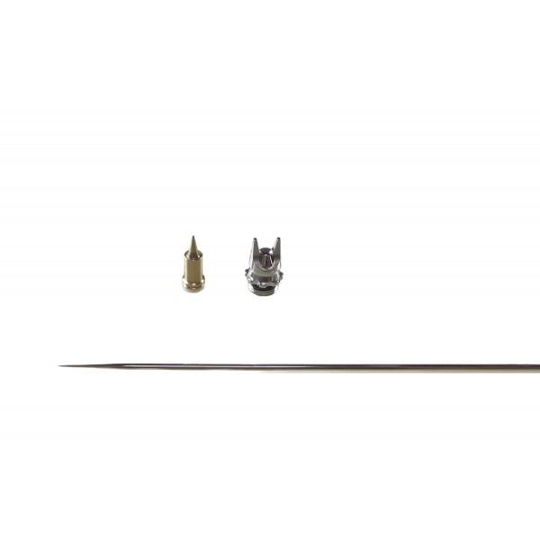 0.2mm Fineline set for Infinity Airbrush