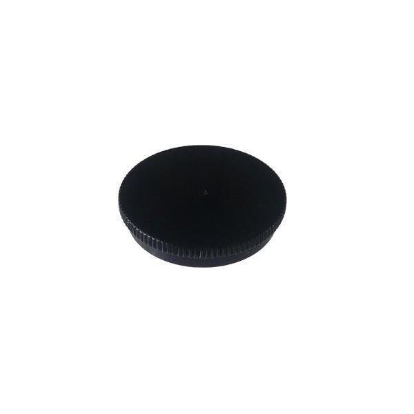 Lid for Cup 5ml, Black Chrome for Hansa 381