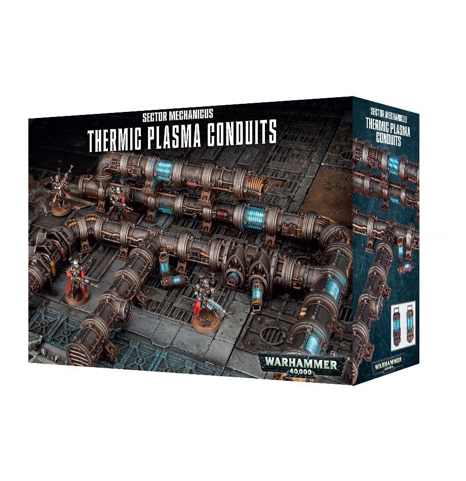 Warhammer 40000: Thermic Plasma Conduits
