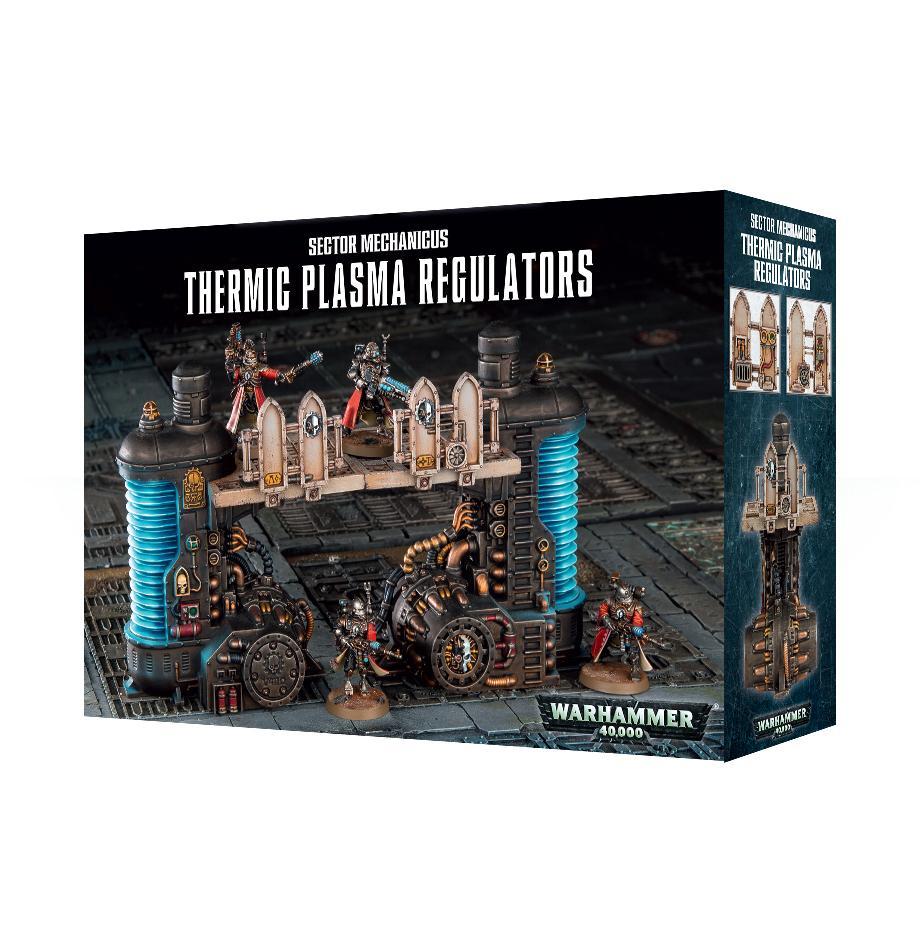 Warhammer 40000: Thermic Plasma Regulators
