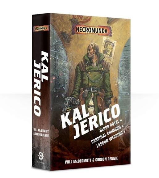 Necromunda Kal Jericho Omnibus