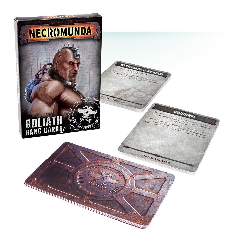 Goliath Gang Cards (English)