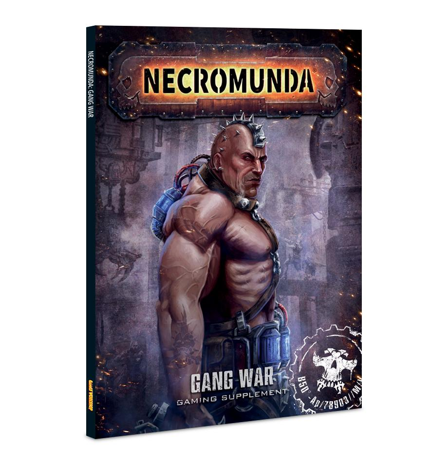 Necromunda: Gang War 1 (English)