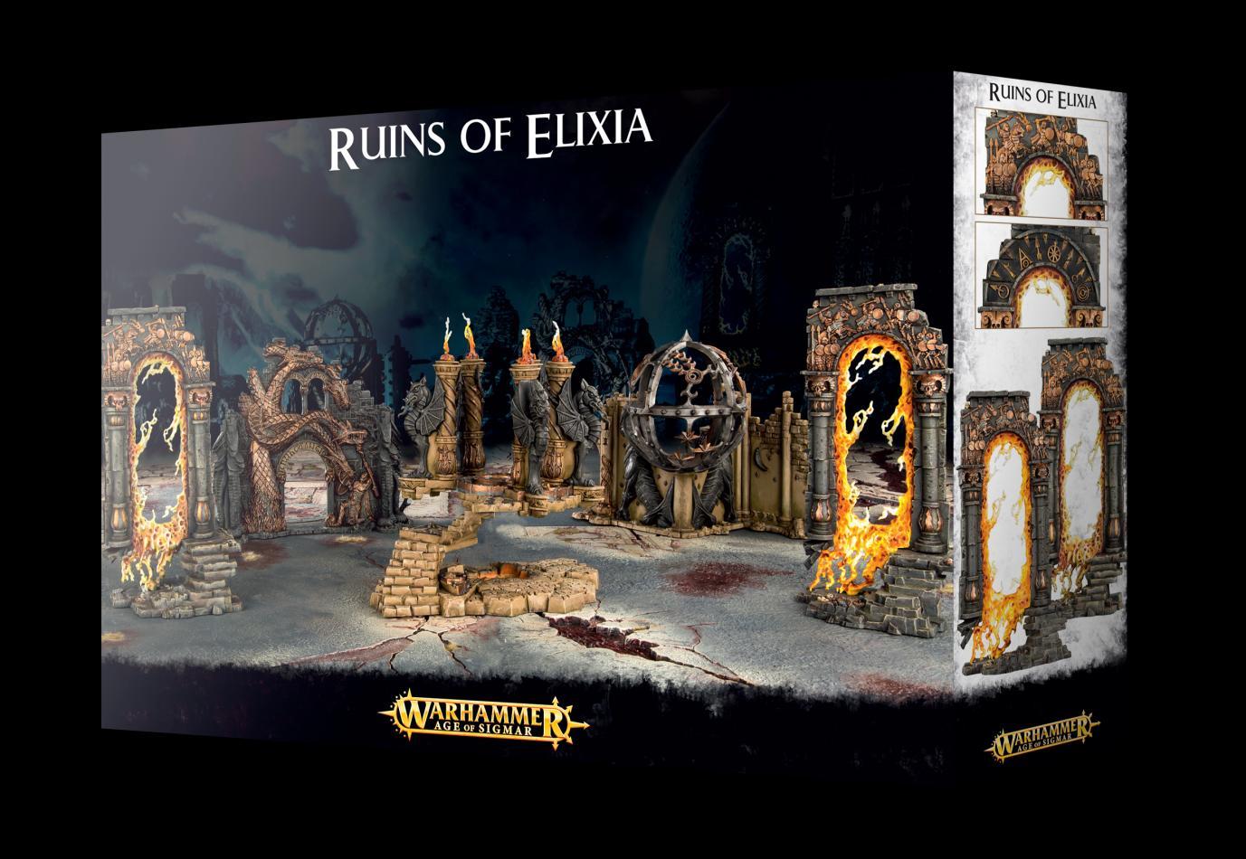 Age Of Sigmar: Ruins Of Elixia
