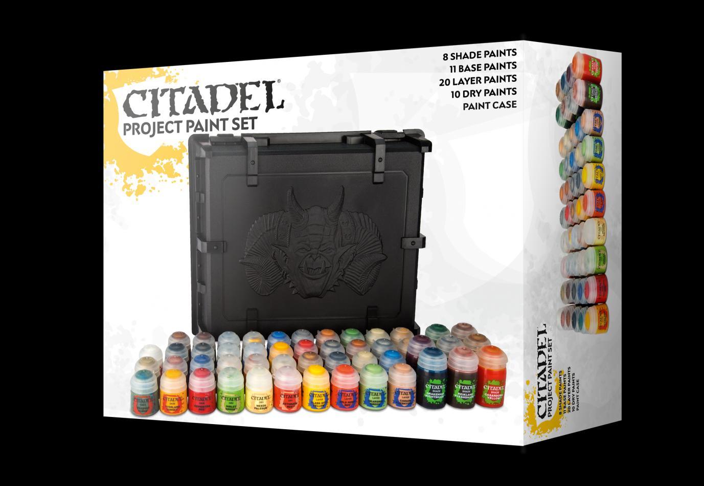 citadel project paint set 2017