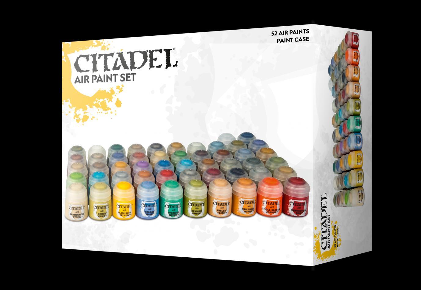 Citadel Air Paint Set (2017)
