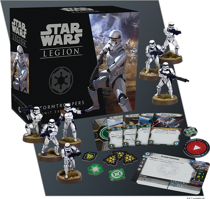 Stormtroopers Unit Expansion