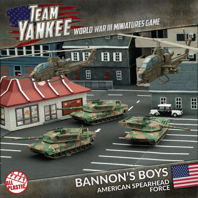 Bannon's Boys - Army Deal (Plastic)