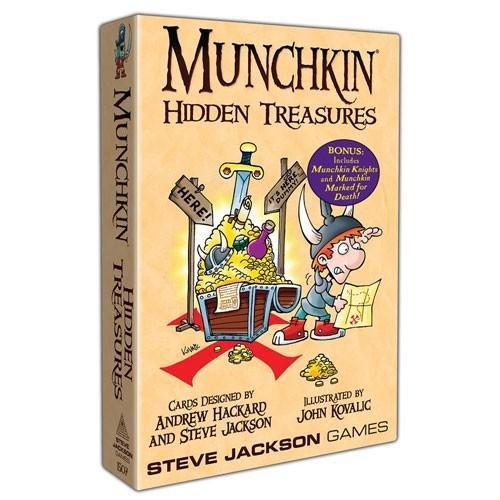 Munchkin Hidden Treasures  Special Edition