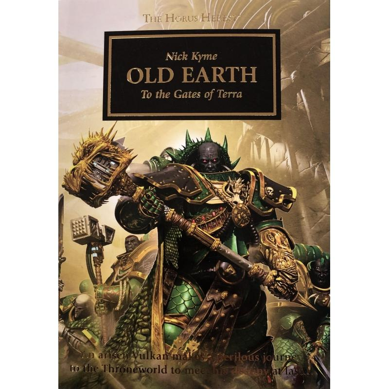 Horus Heresy: Old Earth (A5 Hardback)