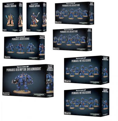 Primaris Space Marine Mega Bundle