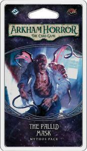 The Pallid Mask: Arkham Horror LCG Exp.