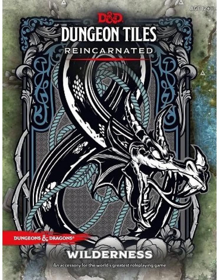Wilderness: D&D Dungeon Tiles Reincarnated (DDN)