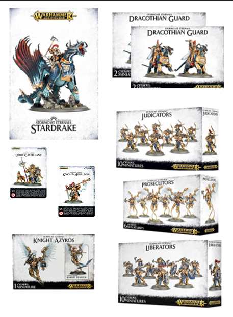Ultimate Stormcast Eternals Army Bundle