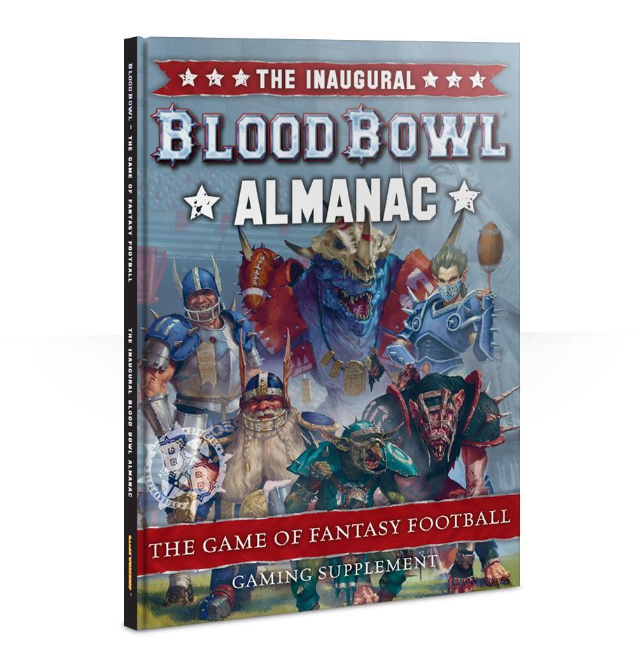 The Inaugural Blood Bowl Almanac (English)