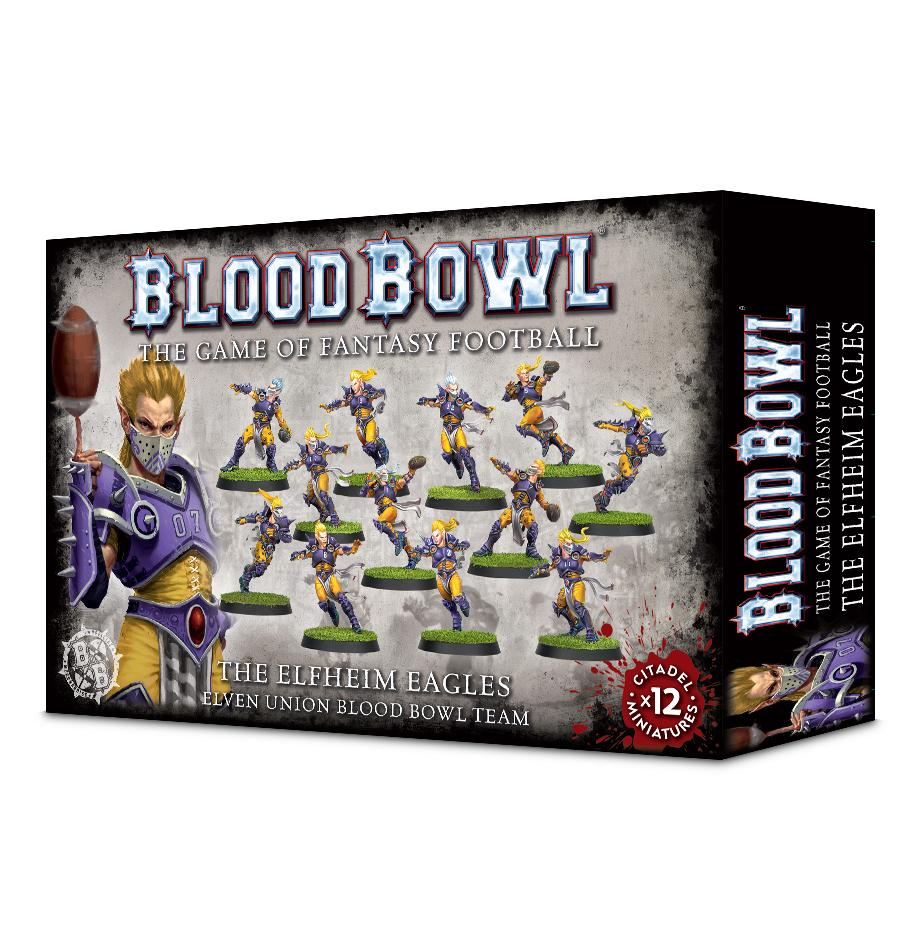 Elfheim Eagles Blood Bowl Team