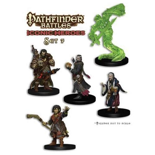Iconic Heroes Box 7: Pathfinder Battles