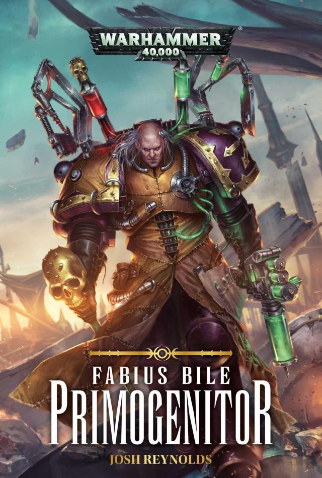 Fabius Bile: Primogenitor (Paperback)