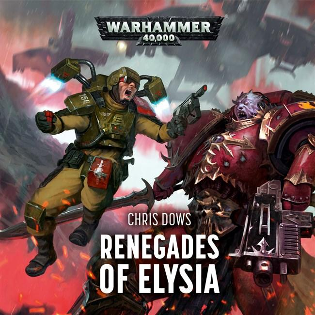 Renegades Of Elysia (Audiobook)