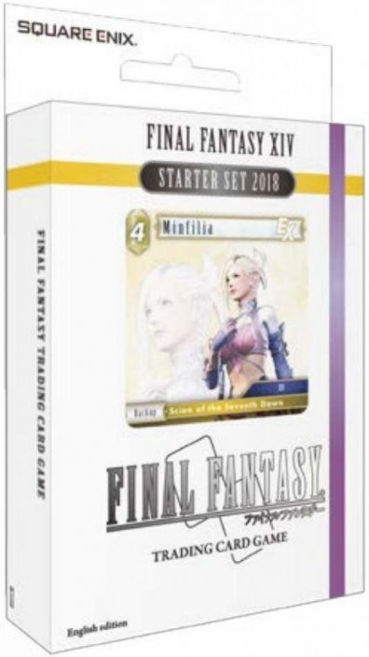Final Fantasy TCG Starter Set Final Fantasy XIV (2018)