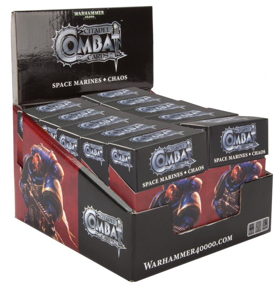 Warhammer 40,000 Combat Cards