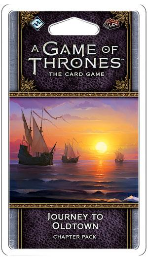 Journey To Old Town Chapter Pack: AGOT LCG 2nd Ed