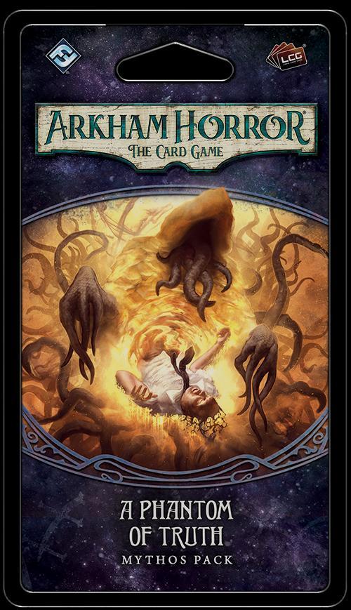 A Phantom of Truth Mythos Pack: Arkham Horror LCG Exp.