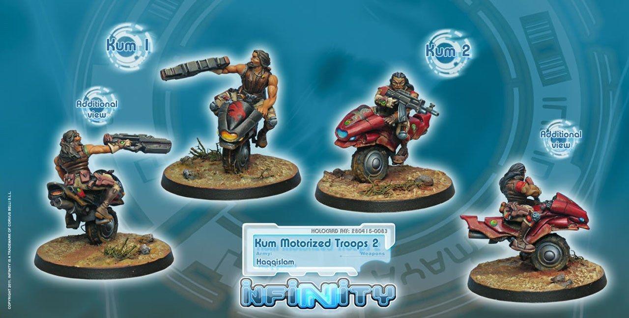 Kum Motorized Troops 2 -Haqqislam