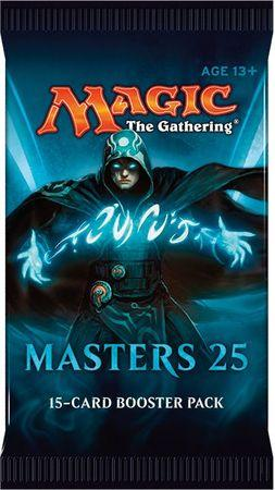 Magic: The Gathering - Masters 25 Single Booster