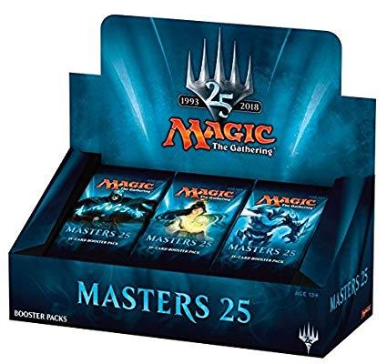 Magic: The Gathering - Masters 25 Booster Box