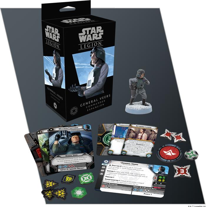 General Veers Commander Expansion