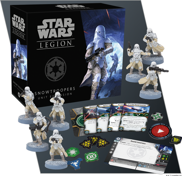 Snow Troopers Expansion