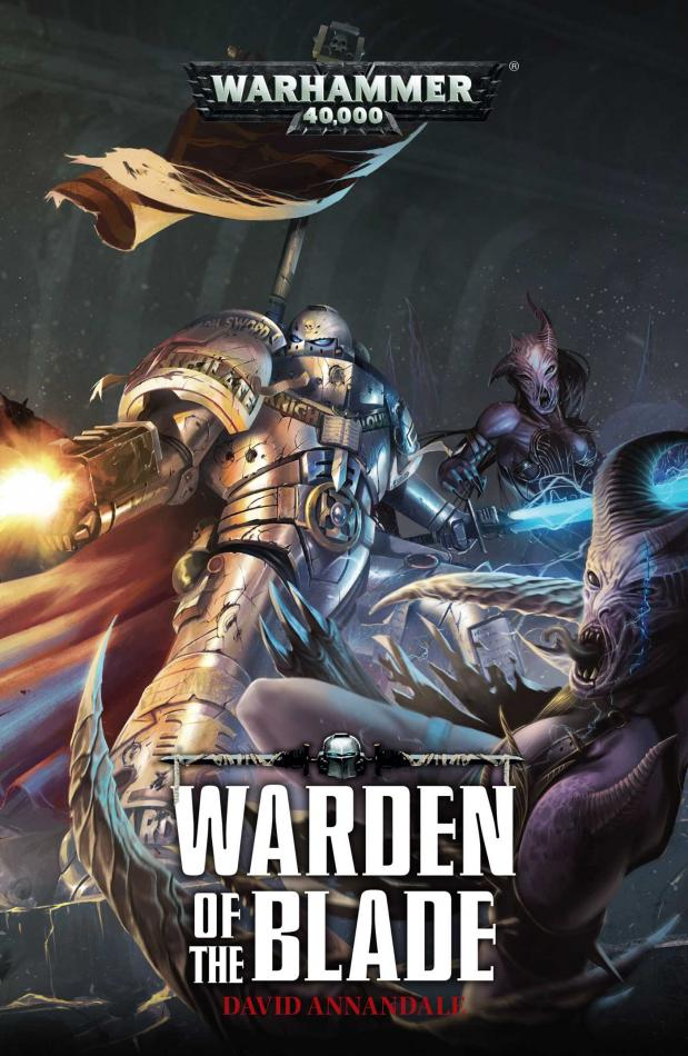 Warden Of The Blade (Paperback)