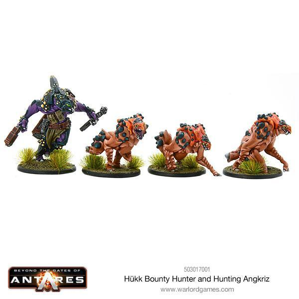 Hükk Bounty Hunter and Hunting Angkriz