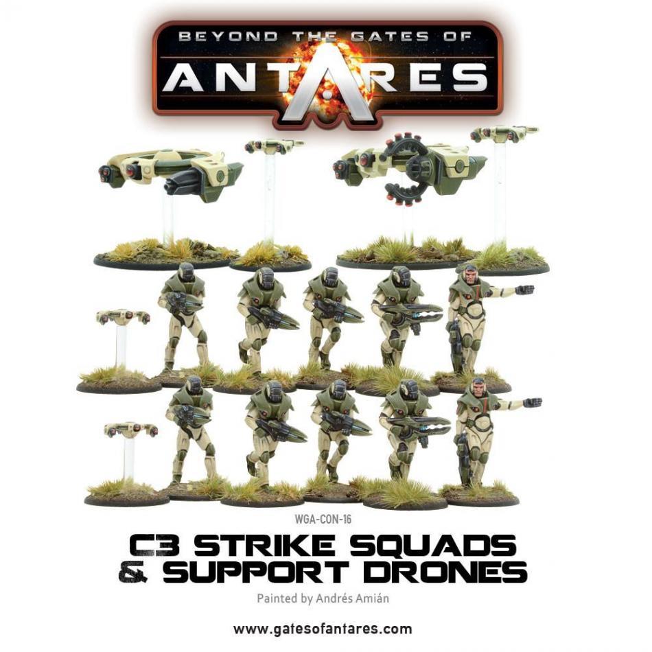 Concord Strike Squad