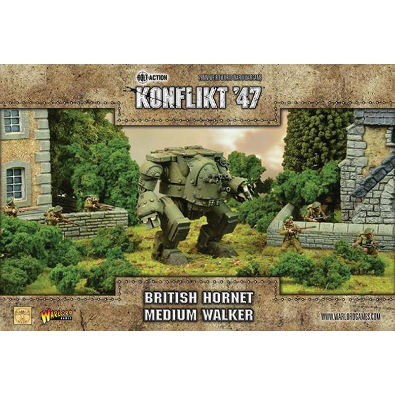 British Hornet Medium Walker