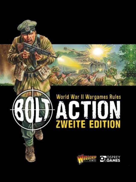 Bolt Action 2 Rulebook - German