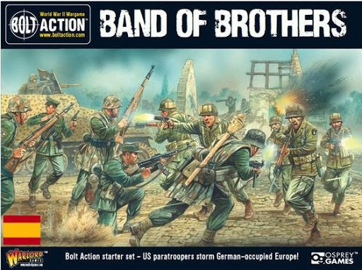 Bolt Action 2 Starter Set Band of Brothers - Spanish