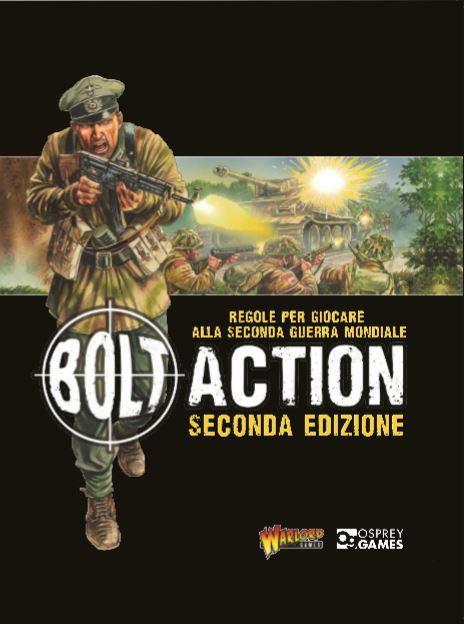 Bolt Action 2 Rulebook - Italian