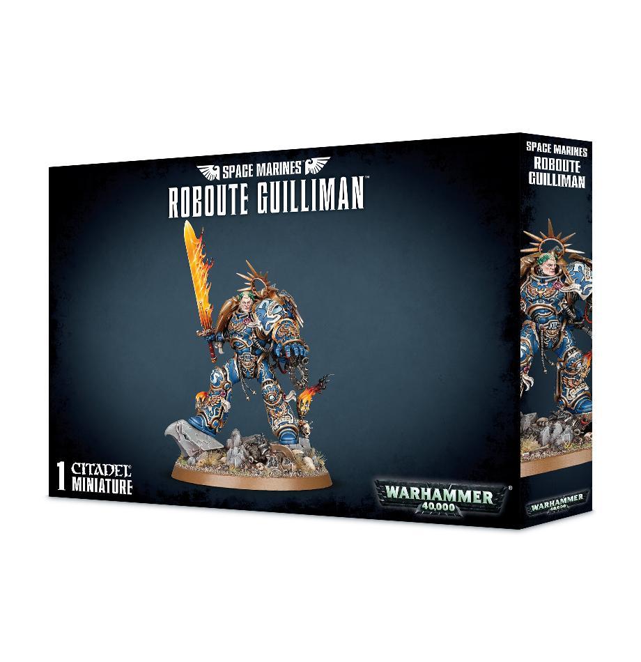 Roboute Guilliman: Ultramarines Primarch