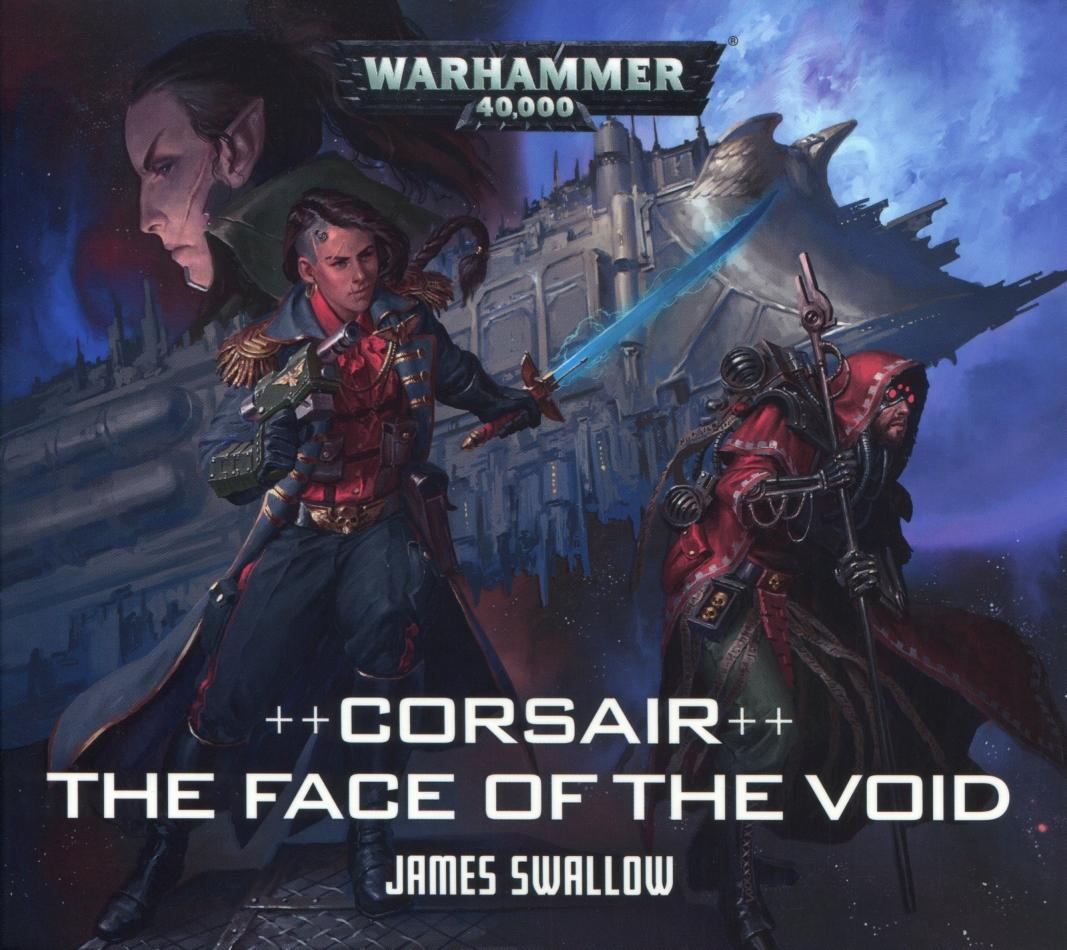 Corsair: Face Of The Void (Audiobook)