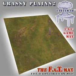 3X3 Grassy Plains 2 F.A.T. Mat