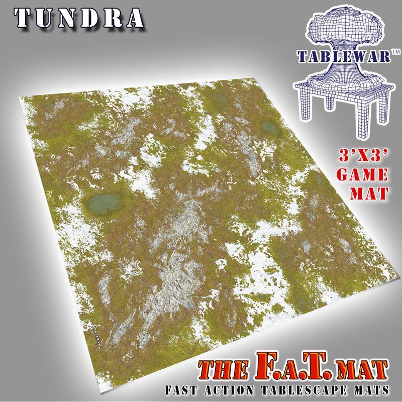 3X3 Tundra F.A.T. Mat