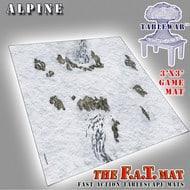 3X3 Alpine F.A.T. Mat