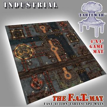 4X4 Industrial F.A.T. Mat
