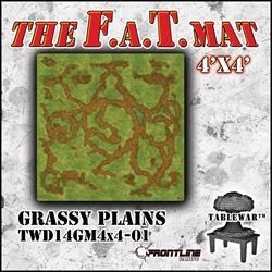 4x4 Grassy Plains F.A.T. Mat
